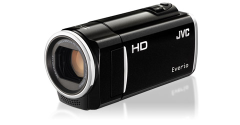 HD Everio Flash Memory