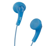 Gumy Ear Bud Headphones - HA-F150