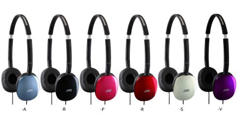 FLATS Light Weight Headphones - HA-S160 - Ratings and Reviews