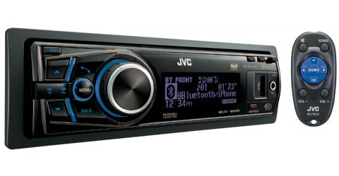 Arsenal Single DIN CD Receiver