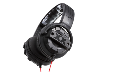 XX Series Around-Ear Headphones - HA-M5X