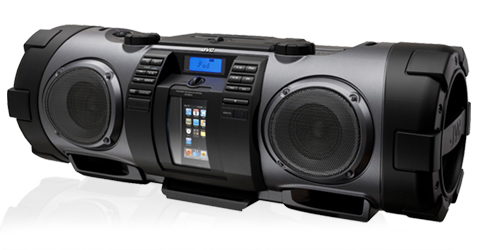 Kaboom! System for iPod/iPhone - RV-NB70B