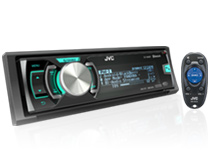 1-DIN CD Receiver - KD-R80BT - Introduction