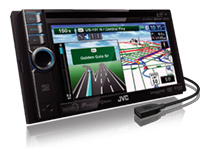 KW-NT500HDT GPS Navigation System - KW-NT500HDT - Introduction