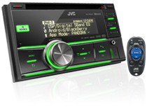 KW-R900BT Double-DIN Receiver - KW-R900BT - Introduction