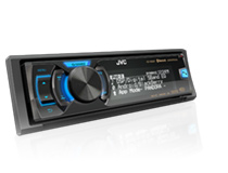 1-DIN CD Receiver - KD-A95BT - Introduction