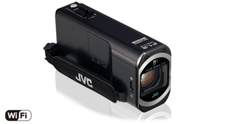 Memory Camcorder - GZ-VX700BUS - Features