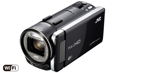 Memory Camcorder - GZ-GX1BUS - Features