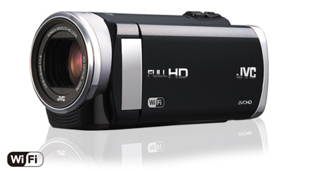 Memory Camcorder - GZ-EX250BUS - Features