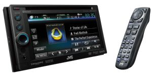 Double-DIN Multimedia Receiver - KW-ADV64BT - Introduction