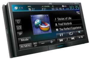 KW-AV70BT 2-DIN AV Receiver - KW-AV70BT - Introduction