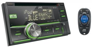 KW-R800BT Double DIN Receiver - KW-R800BT - Introduction