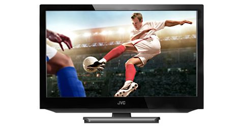 32-Inch Class HD LCD TV with DVD Player - LT-32DM22 - Introduction