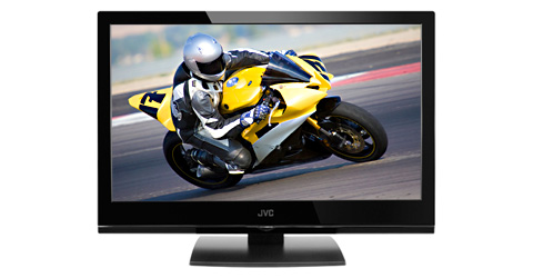 22-Inch Class Full HD LED TV with DVD Player - LT-22DE72 - Introduction