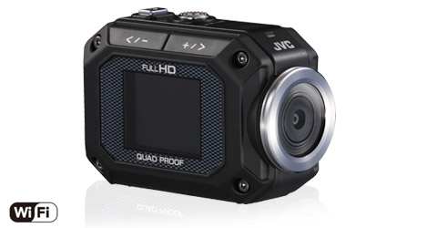 Action Camera - GC-XA1BUS - Features
