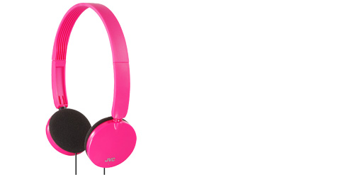 Lightweight Headphones - HA-S140