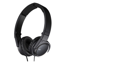 Lightweight Headphones with Carbon Nanotubes - HA-S400