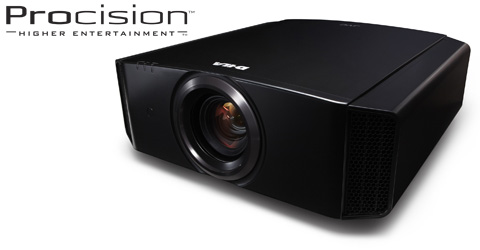 Full HD D-ILA Projector - DLA-X35B - Overview