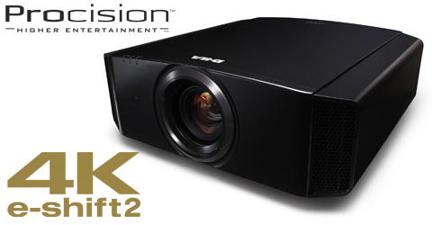 4K e-shift2 D-ILA Projector - DLA-X75R - Performance