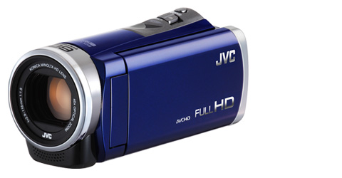 HD Camcorder - GZ-E300 - Features