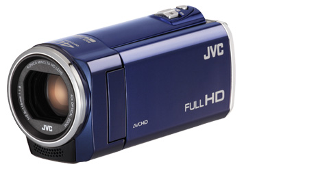 HD Camcorder - GZ-E100 - Features