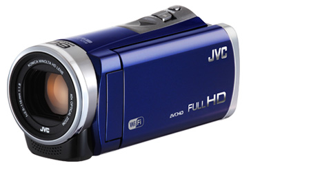 HD Camcorder - GZ-EX310 - Features