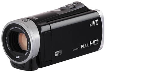 HD Camcorder - GZ-EX355B - Features