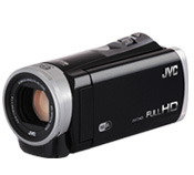 HD Camcorder - GZ-EX355B - Introduction