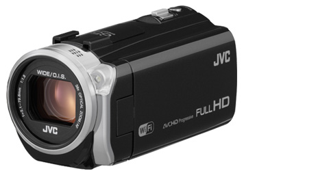HD Camcorder - GZ-EX555B - Features