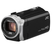 HD Camcorder - GZ-E505B - Introduction