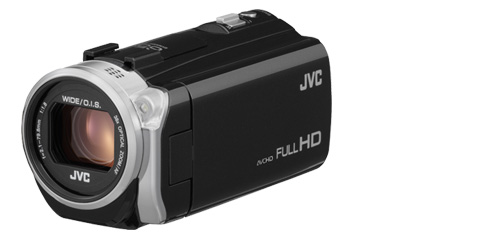 HD Camcorder - GZ-E505B - Features