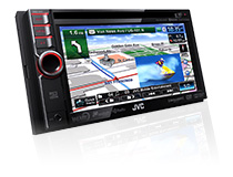 GPS Navigation System - KW-NT310 - Introduction