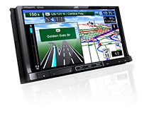 GPS Navigation System - KW-NT810HDT - Introduction