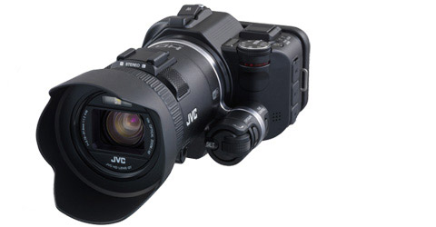 Procision HD Camcorder - GC-PX100B - Features