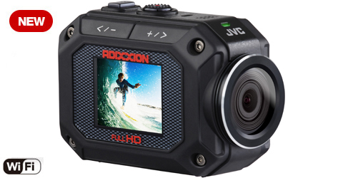 Action Camera - GC-XA2 - Features