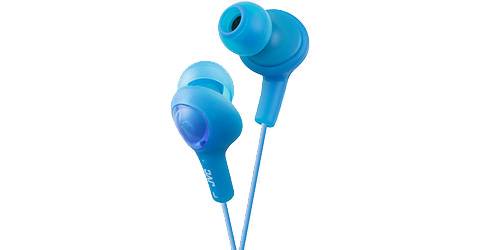 Gumy Plus Inner-Ear Headphones - HA-FX5