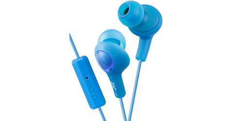 Gumy Plus Inner-Ear with Mic/Remote - HA-FR6