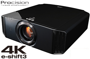 4K e-shift3 D-ILA Projector - DLA-X900RKT - Introduction