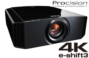 4K e-shift3 D-ILA Projector - DLA-X500R - Introduction