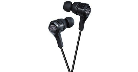 XX Elation Inner Ear Headphone - HA-FR100X