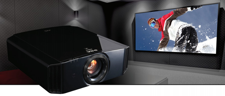 4K e-shift5 D-ILA Projector - DLA-X790R - Overview