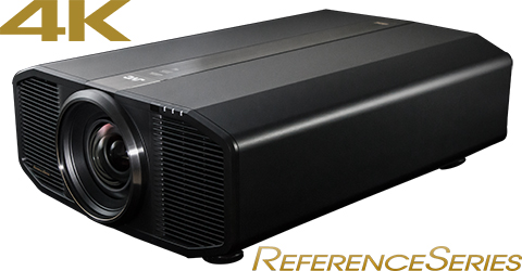 Native 4K D-ILA Projector - DLA-RS4500K - Specifications