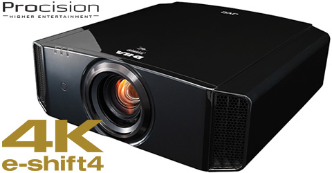 4K e-shift4 D-ILA Projector - DLA-X770R - Overview