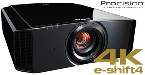4K e-shift4 D-ILA Projector - DLA-X570R - Overview