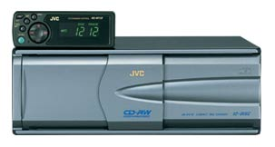 12 Disc CD Changer with FM Mod - CH-X470RF - Introduction