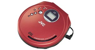 Personal CD Players - XL-PG37 ( Metallic Red) - Introduction
