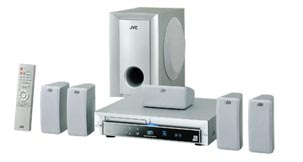 Home Theater - TH-A5 - Introduction