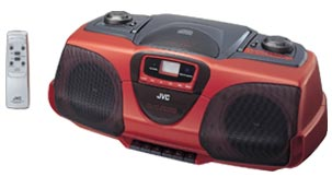 Boom Boxes - RC-BX330 (RED) - Introduction