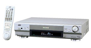 Hi Fi Stereo S-VHS VCR - HR-S9911U - Specification