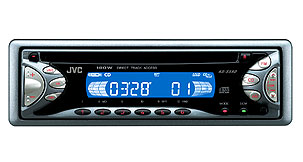 CD Receivers - KD-S590 - Introduction